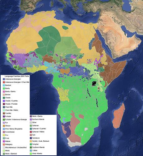 africalanguagefamilies